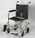 "19"" Transport Chair - Rollabout"