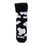 The Original Comfort Bed Socks - Moo
