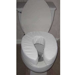 "4"" Padded Commode Cushion"