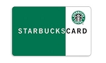 $25.00 Starbucks Gift Card
