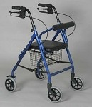Junior Rollator With Loop Brakes