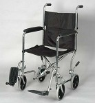 "17"" Transport Chair - Rollabout"