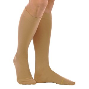 Knee High Anti-Embolism Closed Toe 18mmHg
