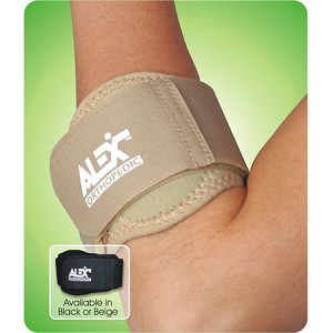 Tennis Elbow Strap W/Gel Pad