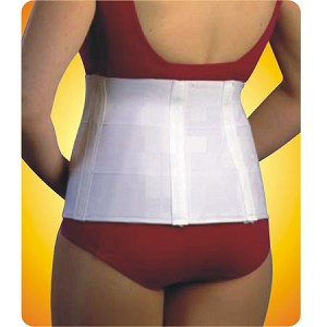 Lumbar Support With Pouch For Molded Insert