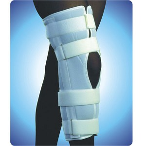 Open Patella Knee Immobilizer