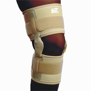 Adjustable Hinge Knee Support