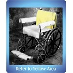 Double Sided Wheelchair Back Cover