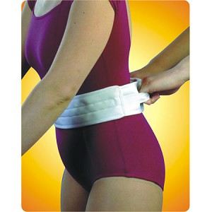 Gait Belt With Contact Closure