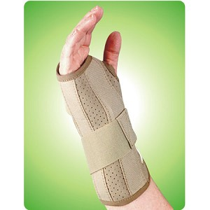 Perforated Wrist Brace