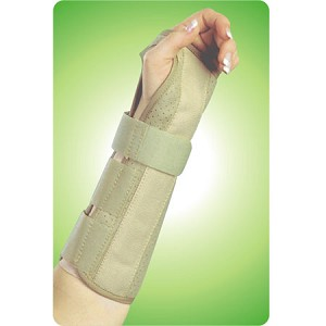Perforated Wrist & Forearm Brace