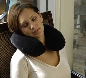 Memory Foam Traveling Pillow
