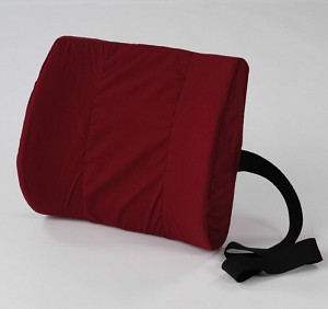 Bucket Seat Molded Lumbar Cushion