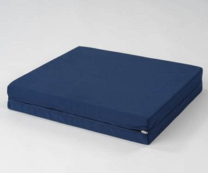 "2"" Convoluted Wheelchair Cushion W/Cover"