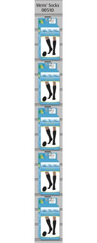 8-15 mmHg Men's Socks