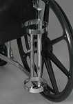 E Tank Holder For Wheelchair