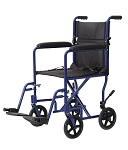 Lightweight Aluminum Transport Chair - Rollabout