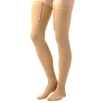 Thigh High Anti-Embolism closed Toe18 mmHg