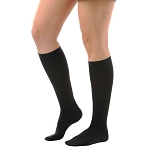 Opaque Knee High Closed Toe 20-30 mmHg