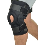 Knee Stabilizer with Hinge