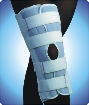 3 Panel Knee Immobilizer 12""