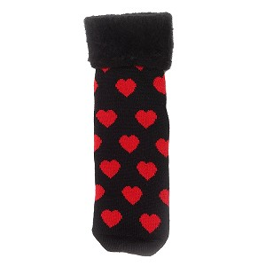 The Original Comfort Bed Socks - Heart