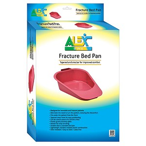 Fracture Bed Pan In Retail Box