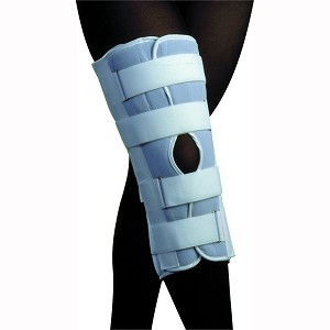 3 Panel Knee Immobilizer 22""