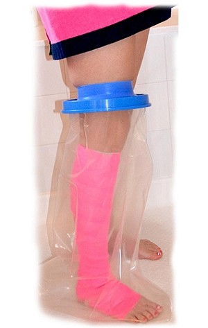 Cast and Bandage Protector - Leg
