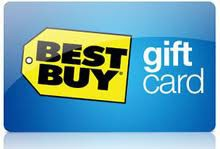 $25.00 Best Buy Gift Card